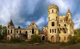 Замок Храповицких